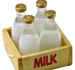 Застой молока проявляется в виде уплотнений, узелков, комочков